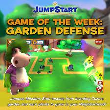 C Game Of The Week Garden Defense
