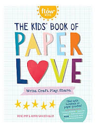 Workman Publishing - The Kids' Book Of Paper Love - saks.com