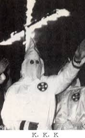 Image result for 白人至上主義団体「クー・クラックス・クラン(KKK)」