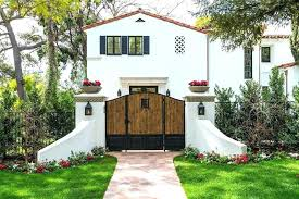 spanish style lighting outdoor gates exterior light fixtures homes