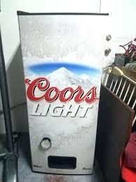 Coors Light Vending Machine Classy Coors Light Vending Machine The Light Is A Limited Edition Light
