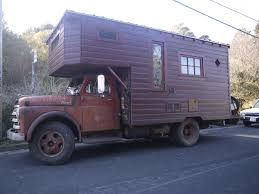 Tiny Truck House Truck In Bolinas The Shelter Blog