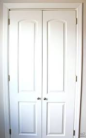 double french closet doors. French Closet Doors Photo 2 Of Turn Your Bi Fold Door Into  With This . Double