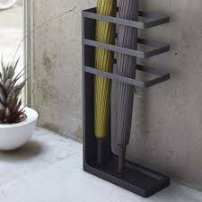 mudroom  modern umbrella stand design powder coated steel is