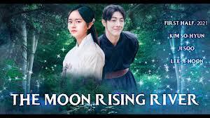 The Moon Rising River | Kim So-Hyun and Ji Soo | New historical kdrama -  YouTube