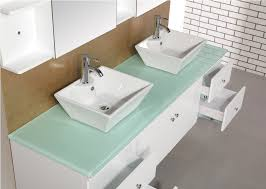 bathroom charming white vanities with tops and single within sinks designs 4