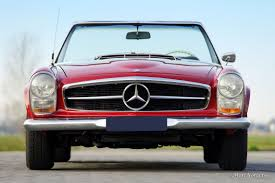Mercedes-Benz 230 SL 'Pagode', 1966 - Welcome to ClassiCarGarage