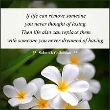 flowers of life inspirational e 14 if life can remove someone