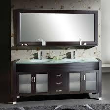 vanity tempered glass vanity top with integrated sink b beautiful tempered glass vanity top with