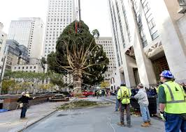 2018 Rockefeller Center Christmas Tree ...