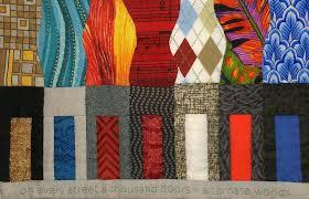 What's The Pattern Of A Haiku Beauteous Haiku Quilt = Haikuilt RaNae Merrill Quilts