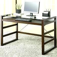 modern computer table modern wood computer desk wood top desk modern computer desks ideas with brown