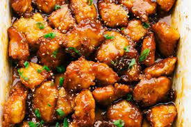 Crispy Sweet and Sour Baked Chicken Recipe