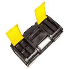 <b>Ящик</b> для <b>инструмента Stanley</b> 480х266х236 мм, пластик, чёрный ...