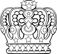 Small Picture crown coloring pages queen crown coloring pages to download and