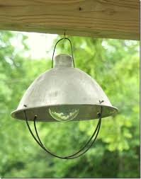 funky outdoor lighting. The Shabby Creek Cottage - Farmhouse Interiors Re-designed: Upcycled Outdoor Light Fixture Funky Lighting