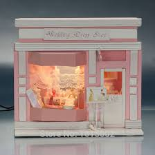 dollhouse furniture cheap. cheap doll houses with furniture diy 3d model building puzzle miniature house wedding dollhouse