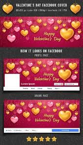 valentines day facebook cover facebook cover templatefacebook