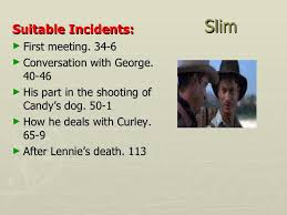 of mice and men revision key points slim
