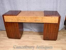 art deco office furniture. art deco desk walnut rosewood writing table furniture office r