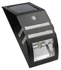 paradise garden lighting. Paradise Garden Lighting GL23101MB Solar-Powered Security Light, Black