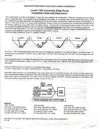 rule mate 500 wiring diagram schematics and wiring diagrams marine fuel gauge wiring diagram eljac