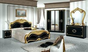 Black And Gold Bedroom Furniture Black And Gold Bedroom Furniture ...