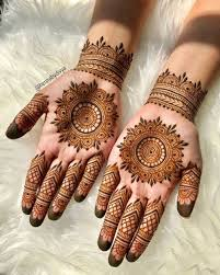 Simple Round Mehndi Design 31 Drop Dead Stunning Dulhan Mehndi Designs For Hands Legs