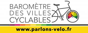 Parlons vélo - Le Baromètre des villes cyclables   Site de la maison  ecocitoyenne