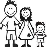 Small Picture Coloring pages family Colouring Pages and Printable Pictures for