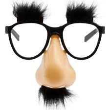City Glasses Party Puzz Fuzzy