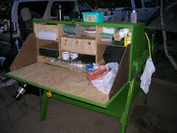 Camping Kitchen Chuck Box Camp Kitchen Good One Im Determined To Fabricate