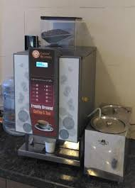Coffee Bean Vending Machine