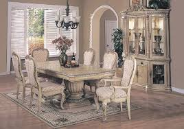 Antique White Dining Room Unique Decorating