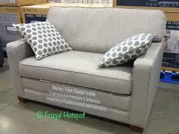 synergy home fabric sleeper chair 9 99