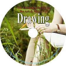 drawing draw sketch paint artist how to art manual 75 vine books on dvd