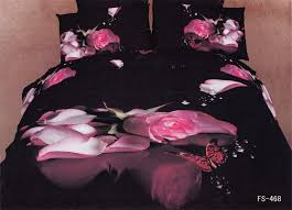 black pink bedding sets promotion ping for