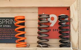 Fox Dhx2 Spring Chart Titanium Vs Performance Steel Coils Pinkbike