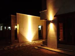 home design exterior lights commercial wall warisan