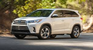 2017 Toyota Highlander Facelift price for US revealed - Drivers ...
