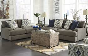 Carlino Mile Mineral Sofa & Loveseat Set