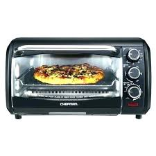 convection oven extra large 6 slice black designed for life reviews digital with manual oster countertop