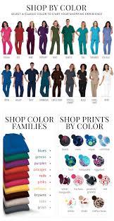 Scrub Color Chart Shop Medical Scrubs By Color Navy Scrubs Ceil Blue Scrubs