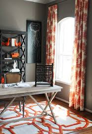 Patterned Curtains For Living Room 17 Best Ideas About Burnt Orange Curtains On Pinterest Burnt