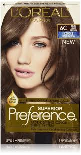 Loreal Preference Red Hair Color Choice Image Hair Coloring Ideas