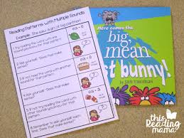 Phonics Patterns Custom Reading Phonics Patterns With Multiple Sounds Chart This Reading Mama