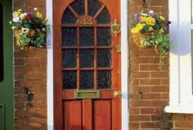 how to refinish front doorHow to Refinish a Stained  Varnished Exterior Door  Home Guides