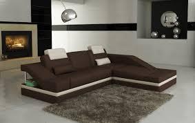 modern brown sofa. Exellent Brown Throughout Modern Brown Sofa I