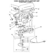 kitchenaid mixer wiring diagram kitchenaid superba gas range at Kitchenaid Wiring Diagram