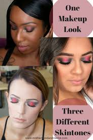check out this gorgeous fall makeup look inspired by gigi hadid on three very diffe skin tones and las